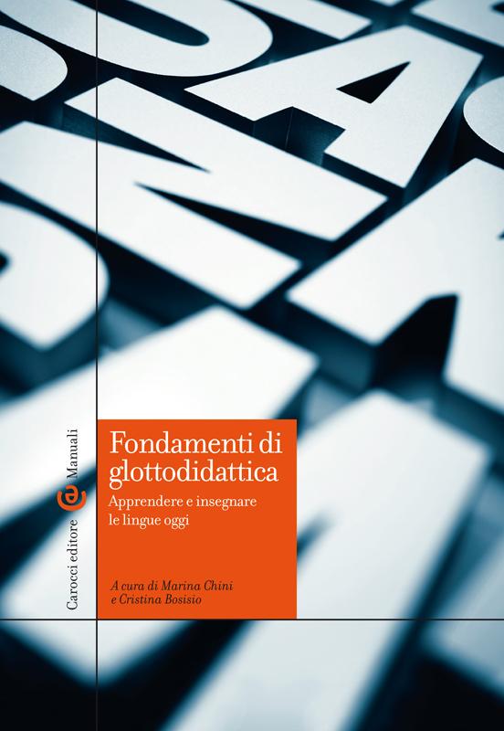 MU_Chini_FondamentiDiGlottodidattica_COVER.indd
